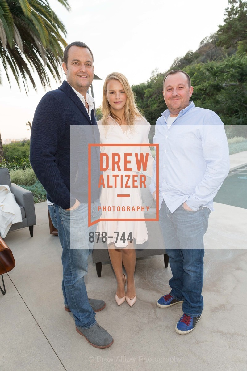 Jamie Patricof, Kely Sawyer Patricof, William Sherak, Celebration of Launch of SHYP in Los Angeles, US, May 20th, 2015,Drew Altizer, Drew Altizer Photography, full-service agency, private events, San Francisco photographer, photographer california