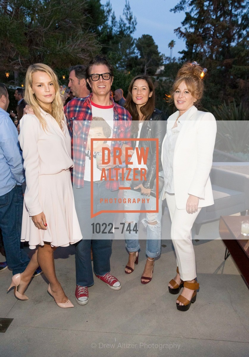 Kelly Sawyer Patricof, Johnny Knoxville, Naomi Nelson, Kimberly Muller, Celebration of Launch of SHYP in Los Angeles, US, May 20th, 2015,Drew Altizer, Drew Altizer Photography, full-service agency, private events, San Francisco photographer, photographer california