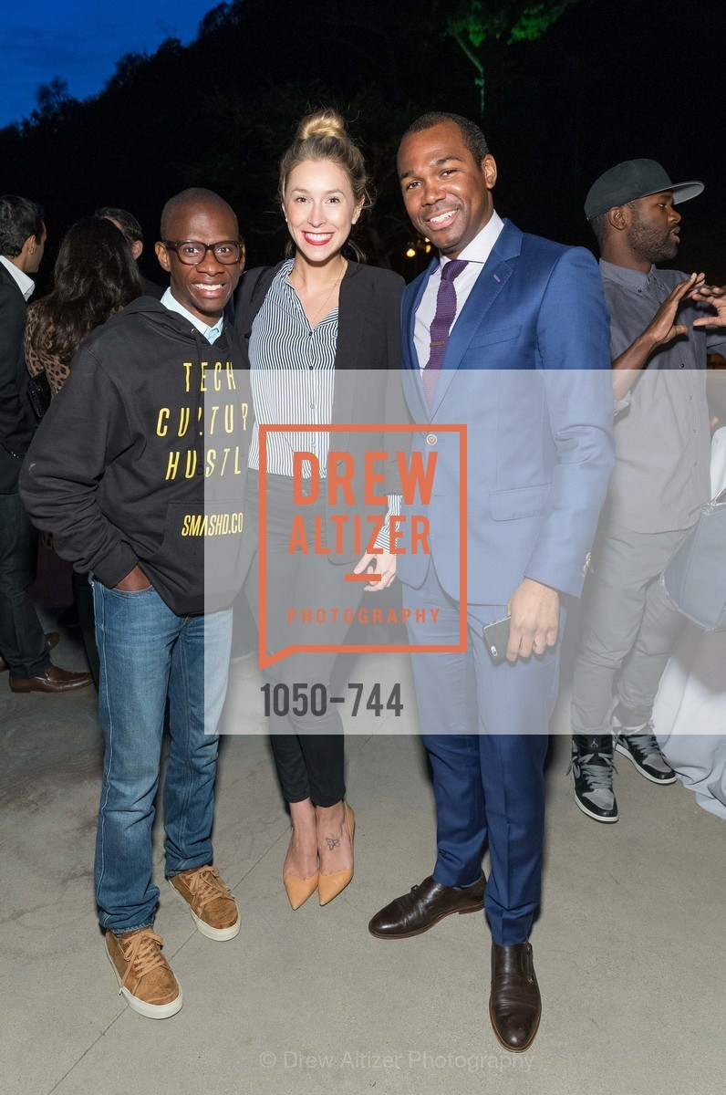 Troy Carter, Hannah Linkenhoker, Darnell Strom, Celebration of Launch of SHYP in Los Angeles, US, May 21st, 2015,Drew Altizer, Drew Altizer Photography, full-service agency, private events, San Francisco photographer, photographer california