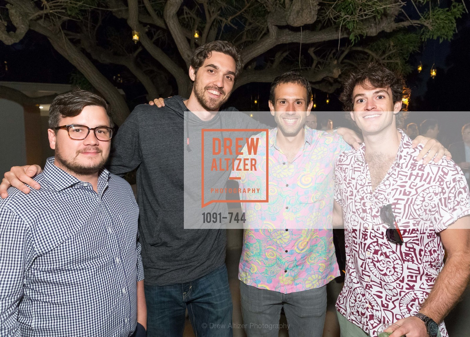 Todd Burch, Laurent Grill, Nick Greenfield, Kenny Haisfield, Celebration of Launch of SHYP in Los Angeles, US, May 20th, 2015,Drew Altizer, Drew Altizer Photography, full-service agency, private events, San Francisco photographer, photographer california