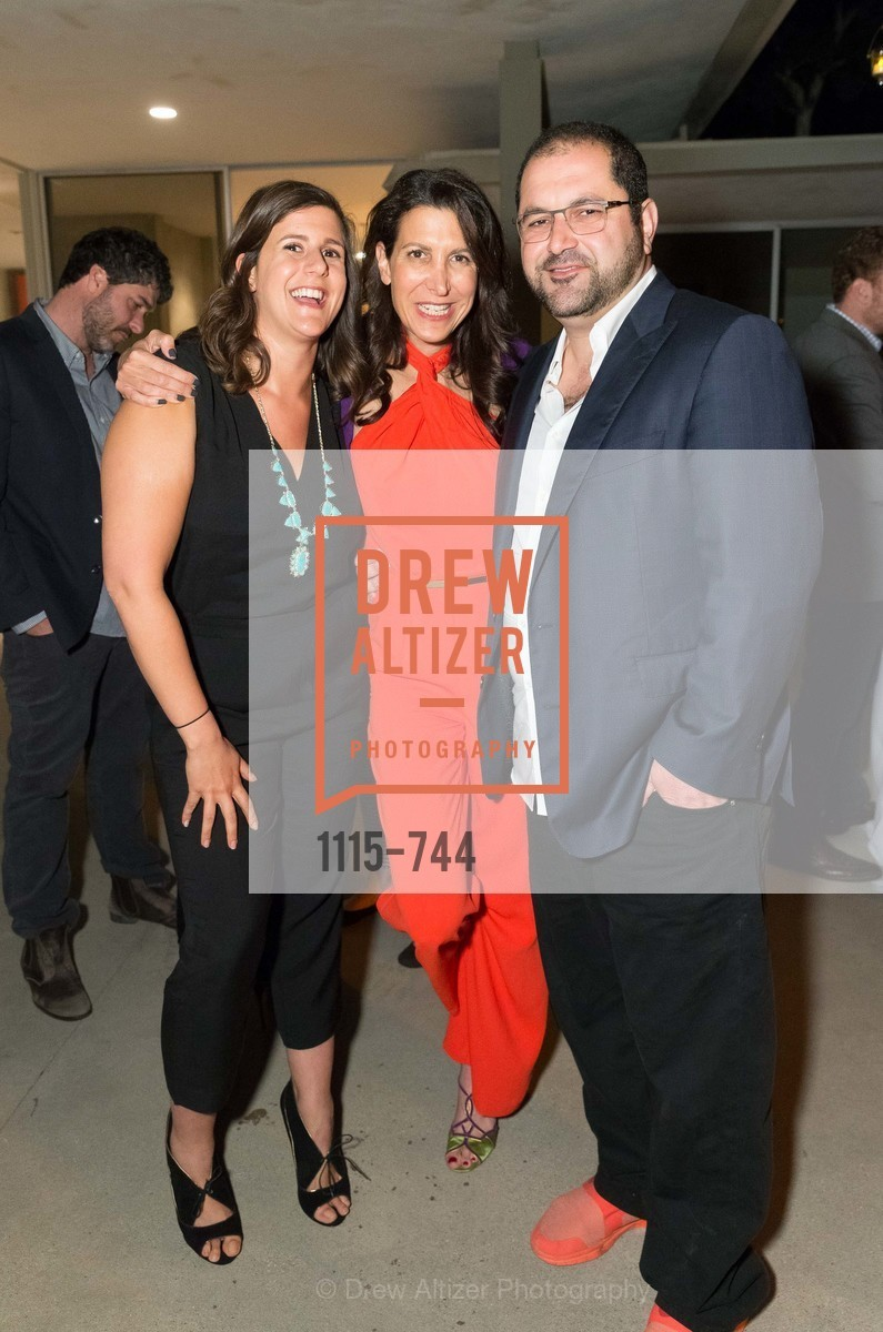 Lauren Sherman, Tina Sharkey, Shervin Pishevar, Celebration of Launch of SHYP in Los Angeles, US, May 21st, 2015,Drew Altizer, Drew Altizer Photography, full-service agency, private events, San Francisco photographer, photographer california