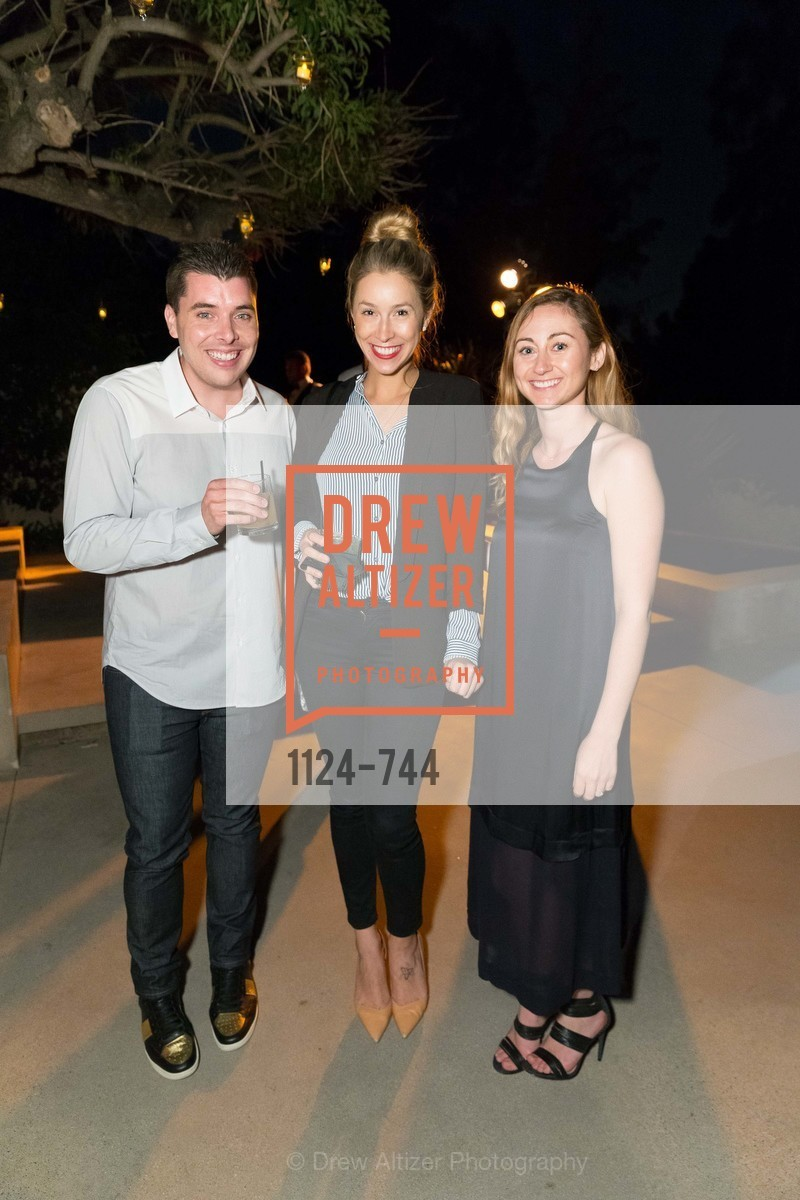 Johnny Brackett, Hannah Linkenhoker, Rebecca Miller, Celebration of Launch of SHYP in Los Angeles, US, May 21st, 2015,Drew Altizer, Drew Altizer Photography, full-service agency, private events, San Francisco photographer, photographer california