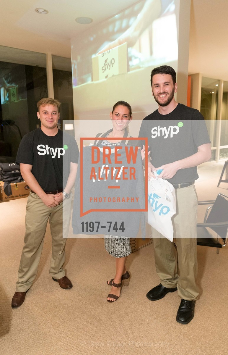 Natty Lafley, Beth Wyrick, Garrett Sandeen, Celebration of Launch of SHYP in Los Angeles, US, May 21st, 2015,Drew Altizer, Drew Altizer Photography, full-service agency, private events, San Francisco photographer, photographer california