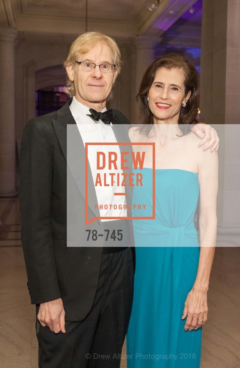 John Kerns, Rada Brooks, San Francisco Ballet 2016 Opening Night Gala Part 2, San Francisco City Hall, January 21st, 2016,Drew Altizer, Drew Altizer Photography, full-service agency, private events, San Francisco photographer, photographer california