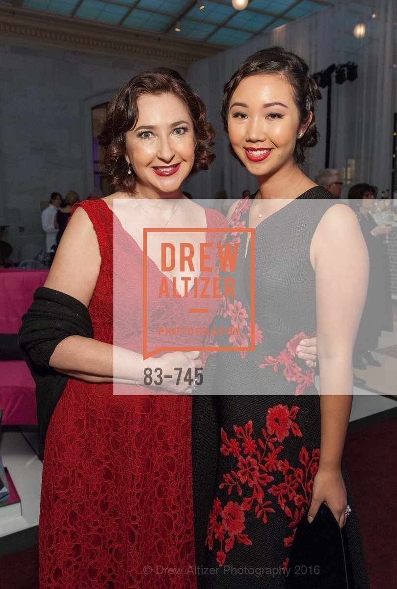 Laura Clifford, Alison Suzukamo, San Francisco Ballet 2016 Opening Night Gala Part 2, San Francisco City Hall, January 21st, 2016,Drew Altizer, Drew Altizer Photography, full-service agency, private events, San Francisco photographer, photographer california
