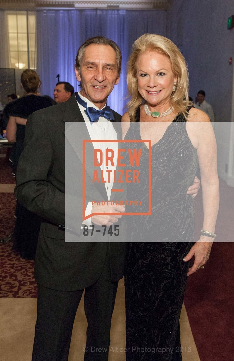 Mark Kostic, Claire Kostic, San Francisco Ballet 2016 Opening Night Gala Part 2, San Francisco City Hall, January 21st, 2016,Drew Altizer, Drew Altizer Photography, full-service agency, private events, San Francisco photographer, photographer california