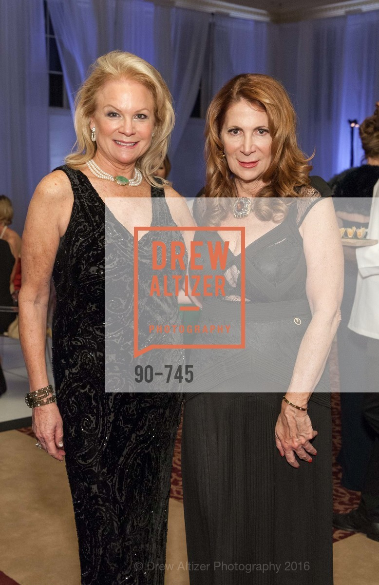 Claire Kostic, Patricia Ferrin Loucks, San Francisco Ballet 2016 Opening Night Gala Part 2, San Francisco City Hall, January 21st, 2016,Drew Altizer, Drew Altizer Photography, full-service agency, private events, San Francisco photographer, photographer california