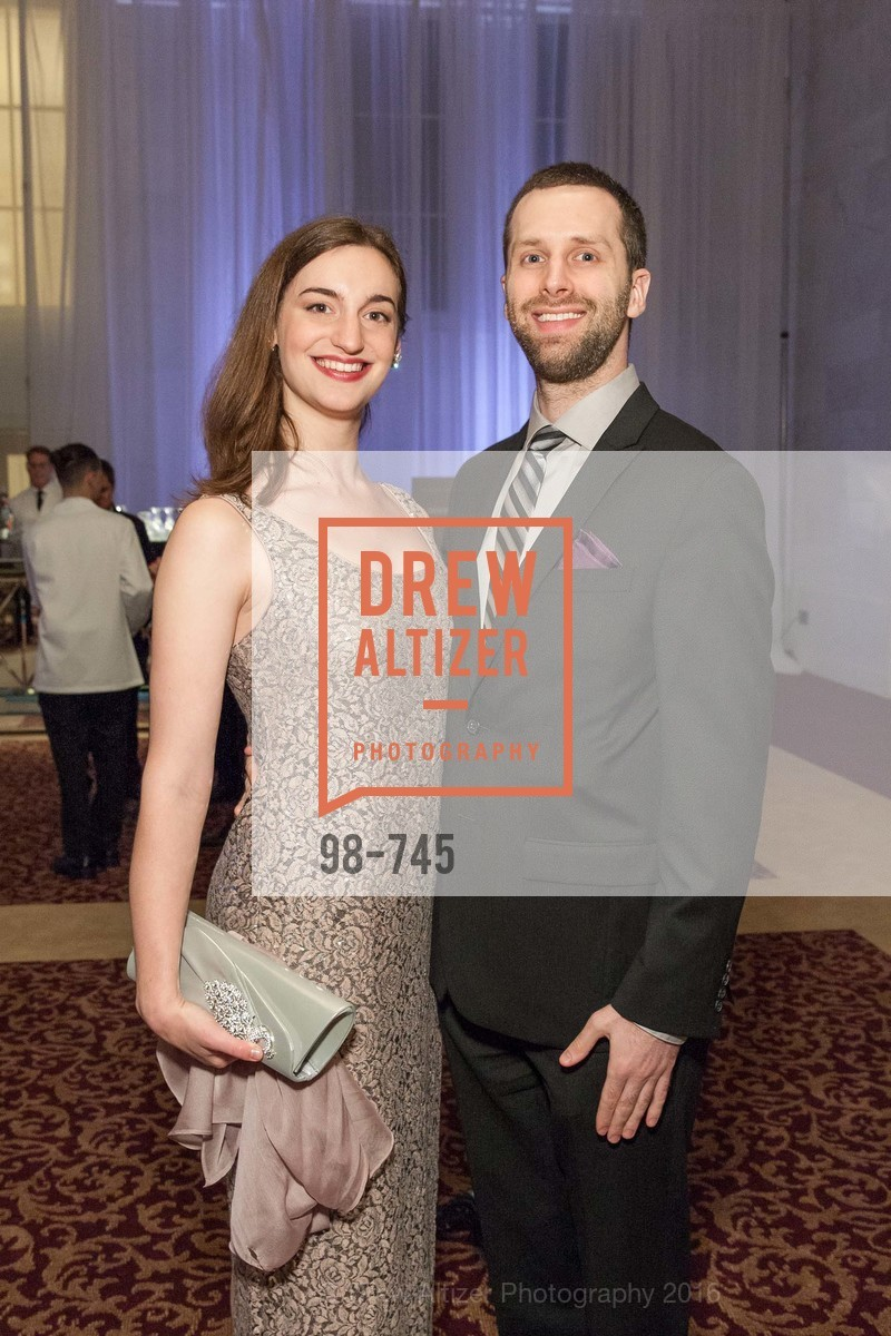 Vivian Delchamps, Brian Wolf, San Francisco Ballet 2016 Opening Night Gala Part 2, San Francisco City Hall, January 21st, 2016,Drew Altizer, Drew Altizer Photography, full-service agency, private events, San Francisco photographer, photographer california