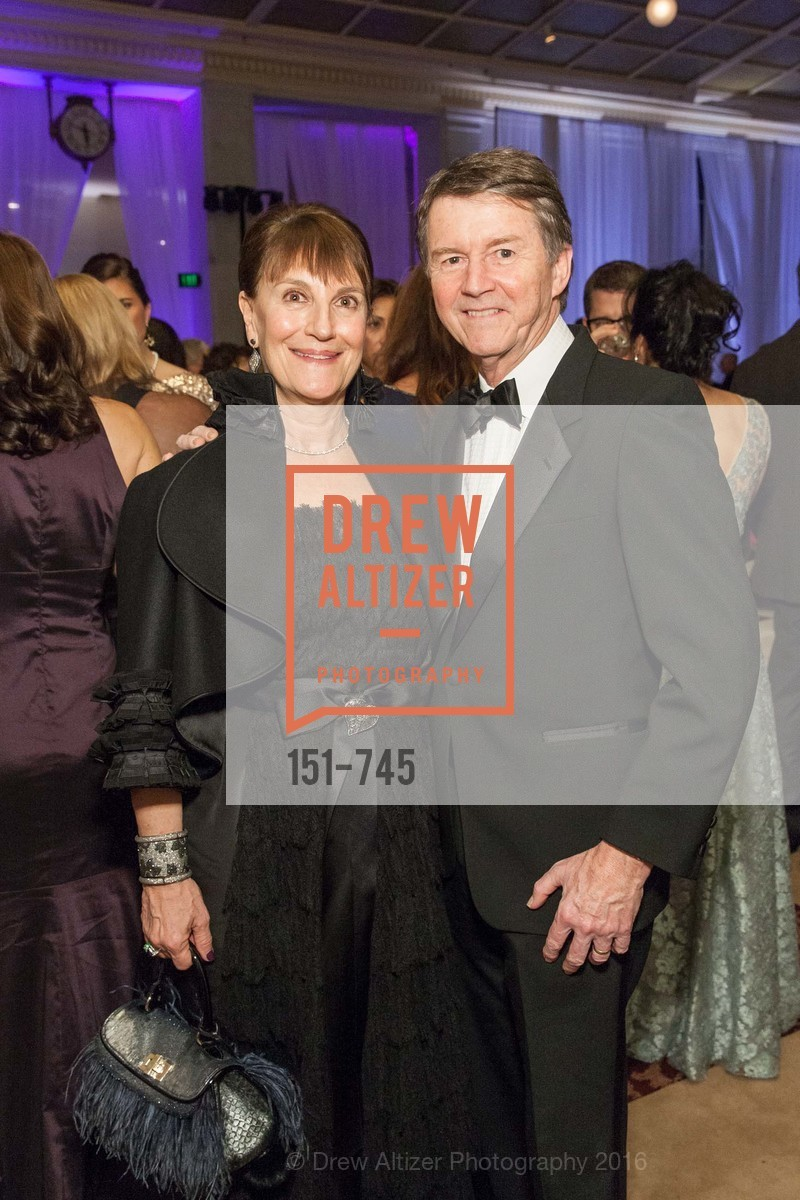 Debby Sagues, Paul Sagues, San Francisco Ballet 2016 Opening Night Gala Part 2, San Francisco City Hall, January 21st, 2016,Drew Altizer, Drew Altizer Photography, full-service agency, private events, San Francisco photographer, photographer california
