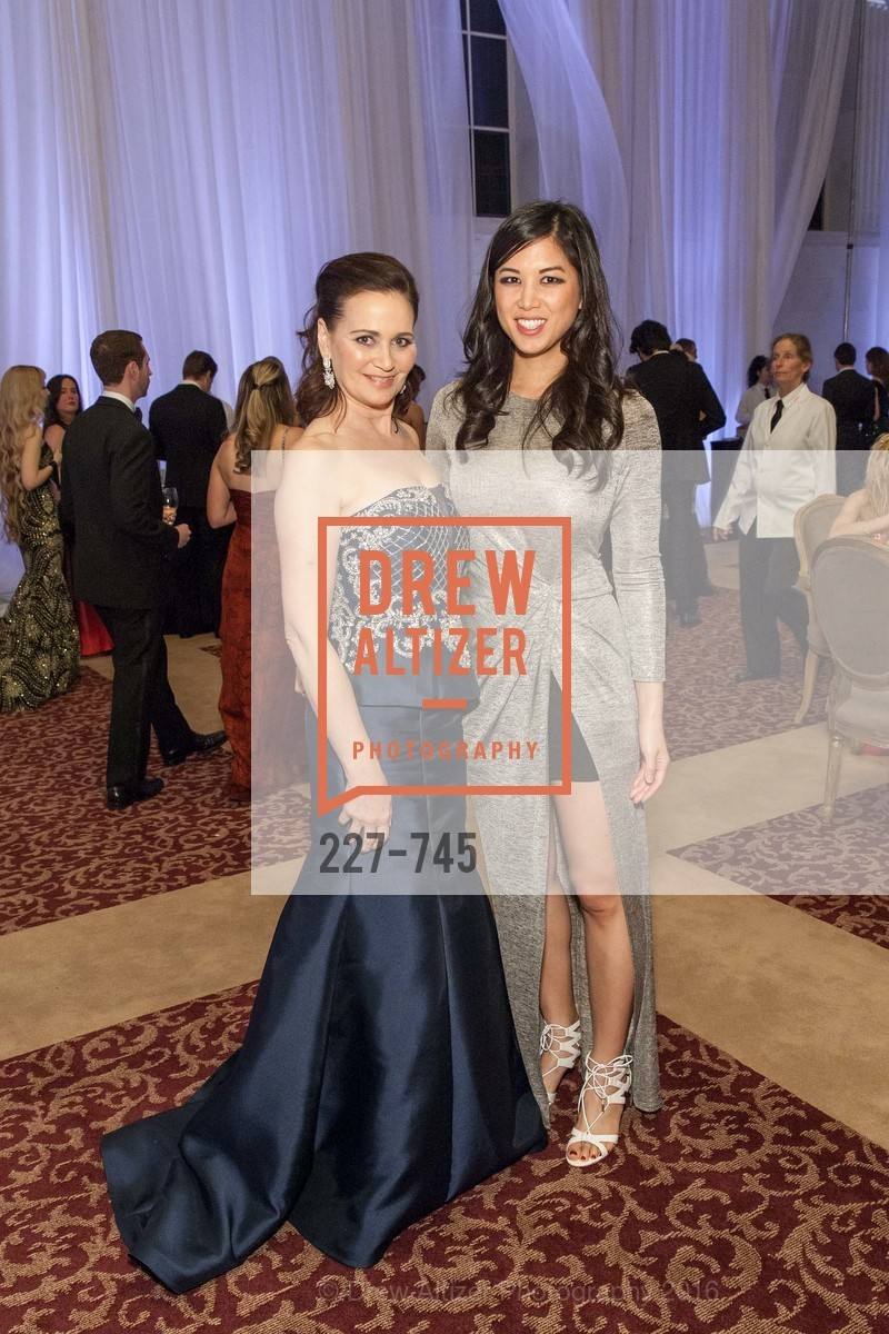 Jane Burkhard, Emily Hu, San Francisco Ballet 2016 Opening Night Gala Part 2, San Francisco City Hall, January 21st, 2016,Drew Altizer, Drew Altizer Photography, full-service agency, private events, San Francisco photographer, photographer california