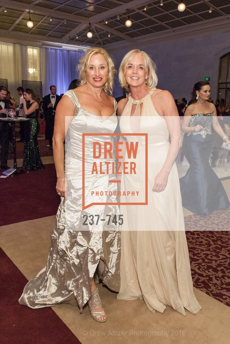 Jolynn Hardiman, Leslie Ruhland, San Francisco Ballet 2016 Opening Night Gala Part 2, San Francisco City Hall, January 21st, 2016,Drew Altizer, Drew Altizer Photography, full-service agency, private events, San Francisco photographer, photographer california