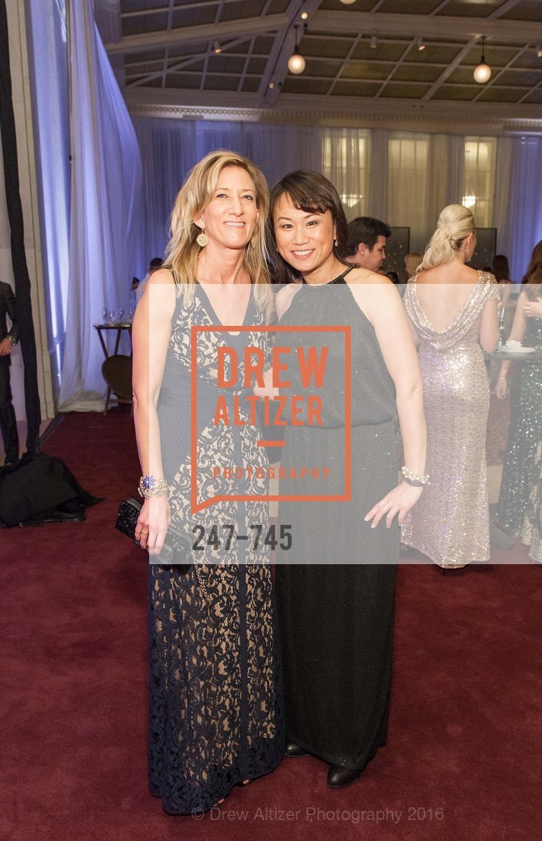 Michelle Starkey, Wendy Chan, San Francisco Ballet 2016 Opening Night Gala Part 2, San Francisco City Hall, January 21st, 2016,Drew Altizer, Drew Altizer Photography, full-service agency, private events, San Francisco photographer, photographer california