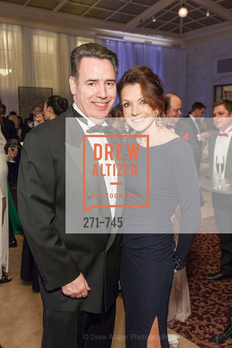Kieran Harty, Cari Harty, San Francisco Ballet 2016 Opening Night Gala Part 2, San Francisco City Hall, January 21st, 2016,Drew Altizer, Drew Altizer Photography, full-service agency, private events, San Francisco photographer, photographer california