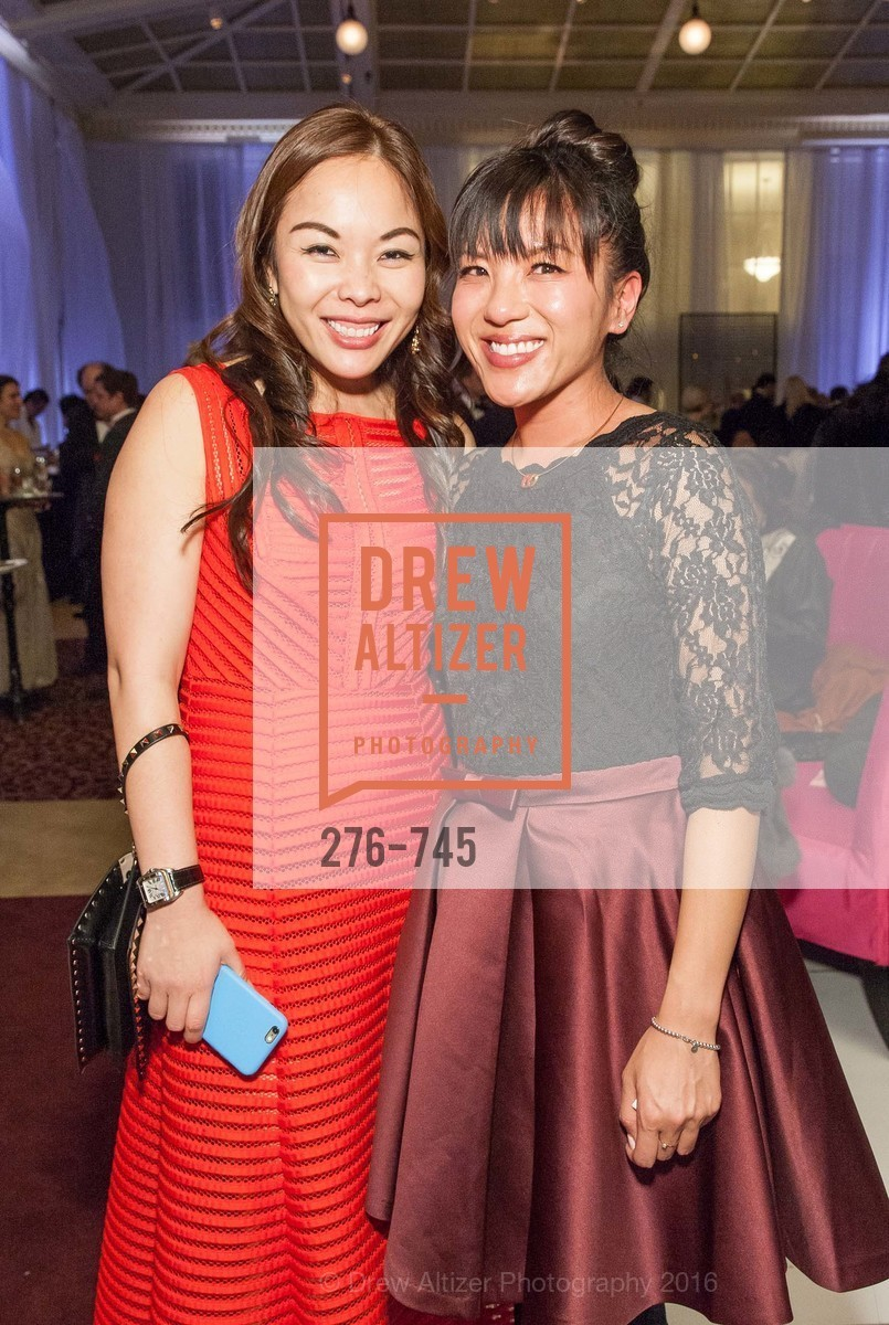 Gigi, Elaine, San Francisco Ballet 2016 Opening Night Gala Part 2, San Francisco City Hall, January 21st, 2016,Drew Altizer, Drew Altizer Photography, full-service agency, private events, San Francisco photographer, photographer california