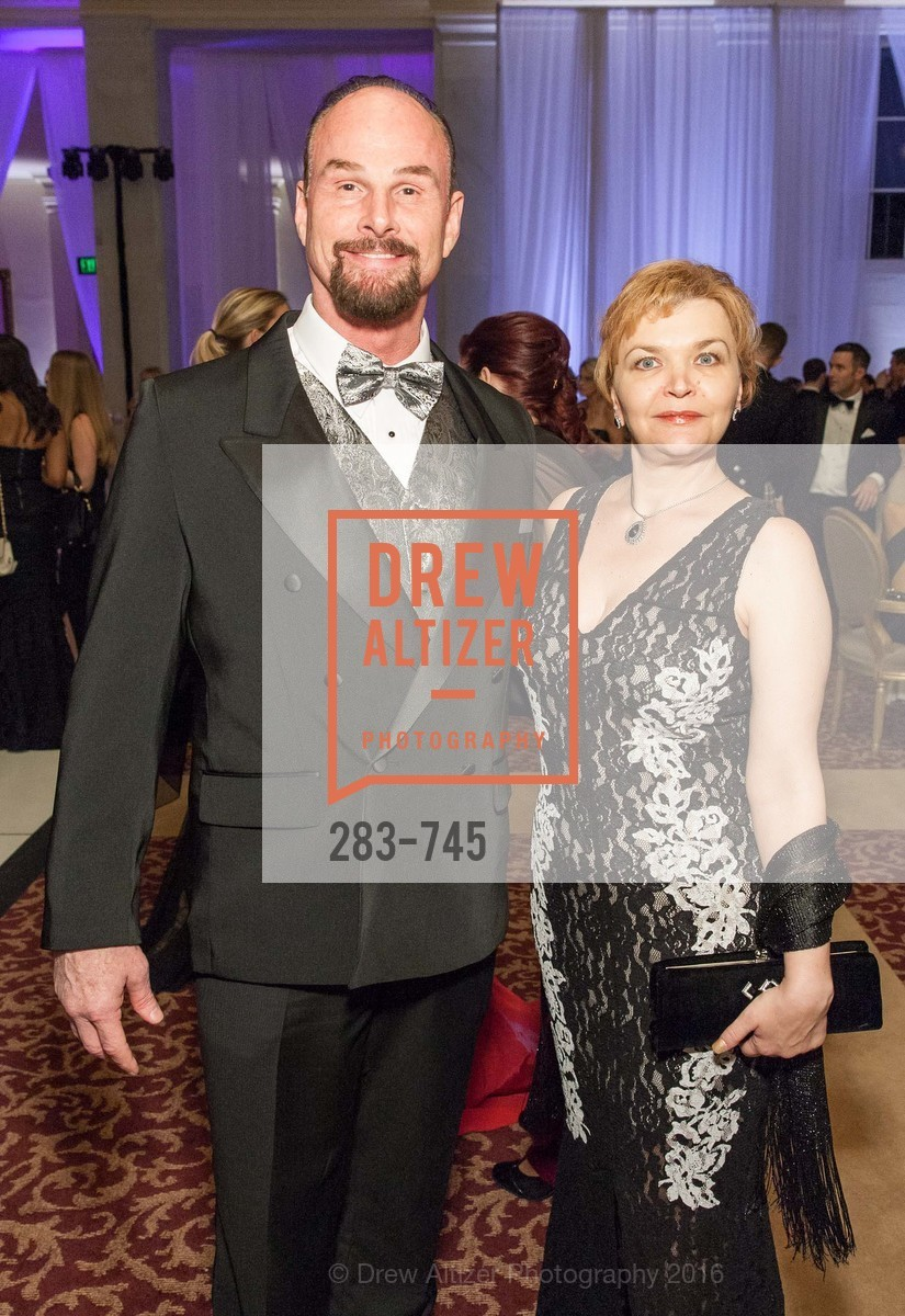 Ralph Smathers, Natalie Hirilla, San Francisco Ballet 2016 Opening Night Gala Part 2, San Francisco City Hall, January 21st, 2016,Drew Altizer, Drew Altizer Photography, full-service agency, private events, San Francisco photographer, photographer california