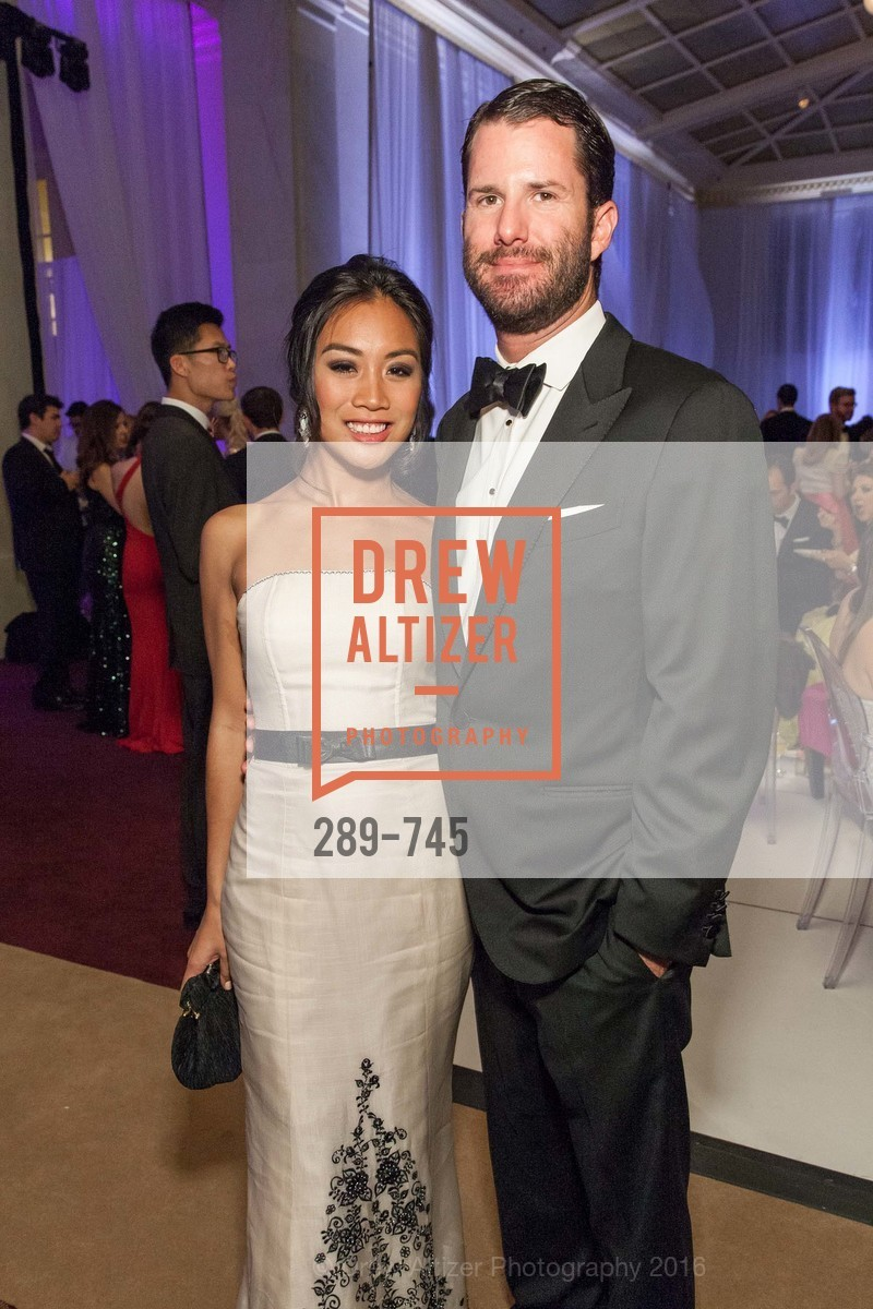 Louella Aquino, Sean Taube, San Francisco Ballet 2016 Opening Night Gala Part 2, San Francisco City Hall, January 21st, 2016,Drew Altizer, Drew Altizer Photography, full-service agency, private events, San Francisco photographer, photographer california