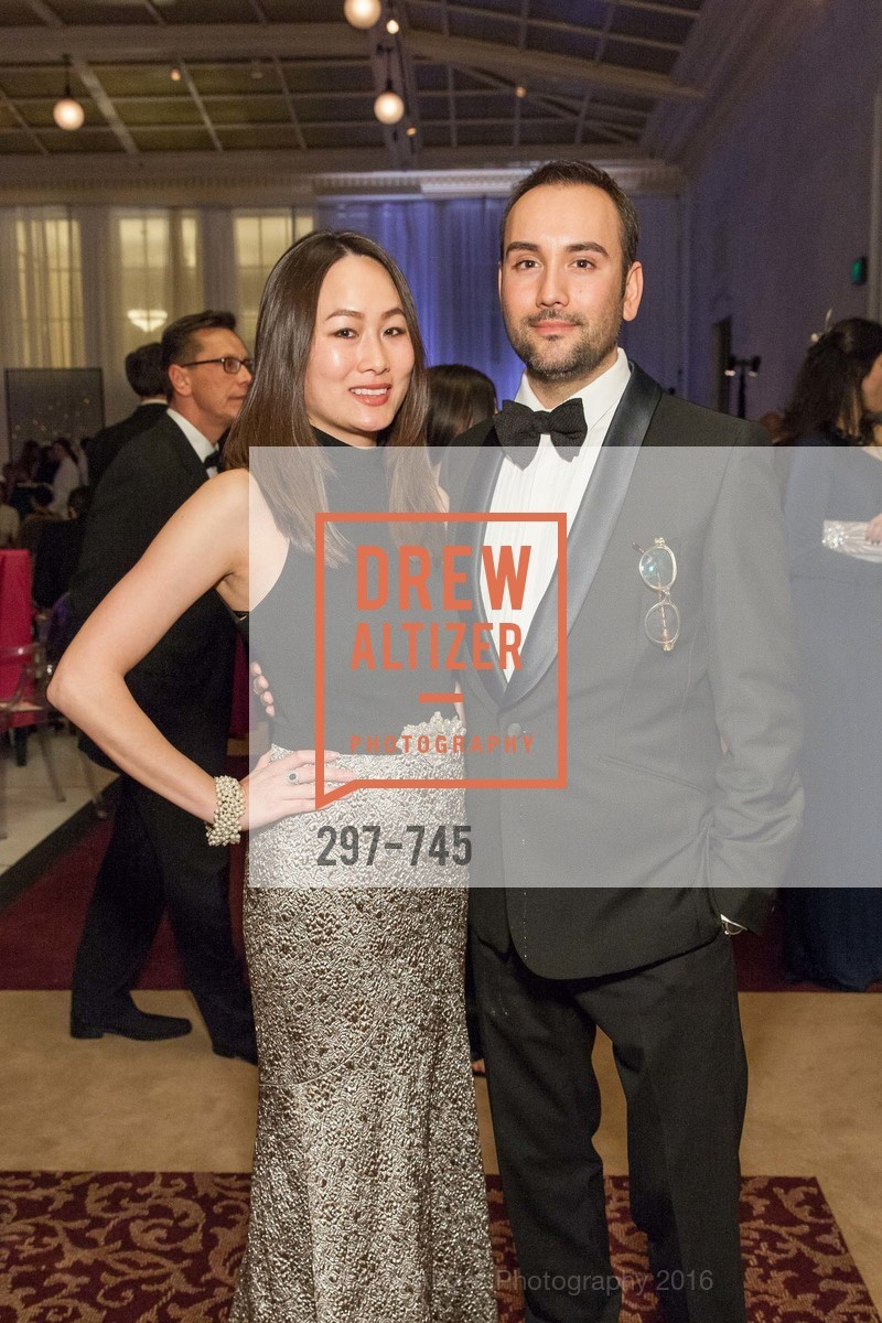 April Tsan, Christopher Correa, San Francisco Ballet 2016 Opening Night Gala Part 2, San Francisco City Hall, January 21st, 2016,Drew Altizer, Drew Altizer Photography, full-service agency, private events, San Francisco photographer, photographer california