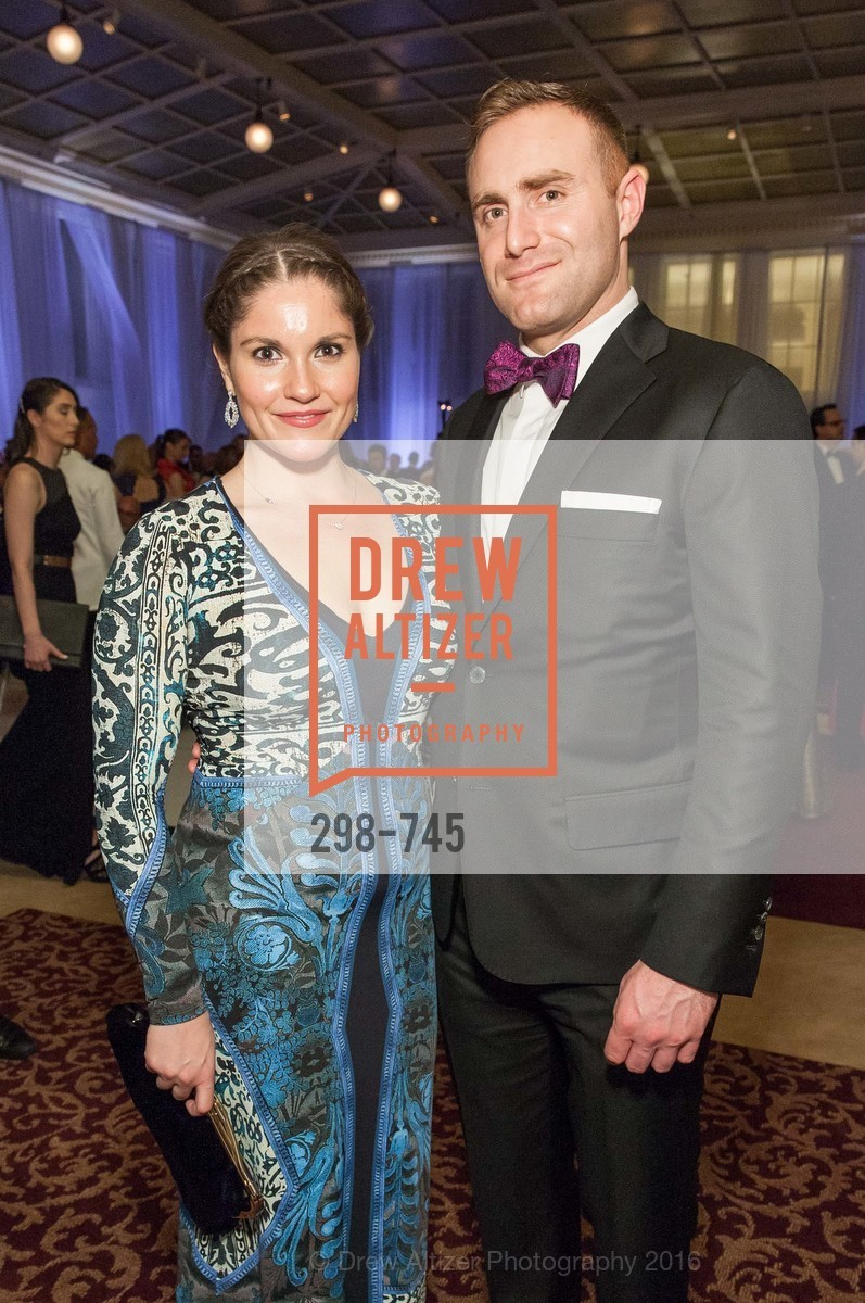 Danielle Vinje, Darren Wollrich, San Francisco Ballet 2016 Opening Night Gala Part 2, San Francisco City Hall, January 21st, 2016,Drew Altizer, Drew Altizer Photography, full-service agency, private events, San Francisco photographer, photographer california