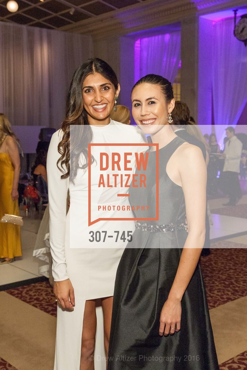 Sachi Doctor, Lindsay Liedson, San Francisco Ballet 2016 Opening Night Gala Part 2, San Francisco City Hall, January 21st, 2016,Drew Altizer, Drew Altizer Photography, full-service agency, private events, San Francisco photographer, photographer california