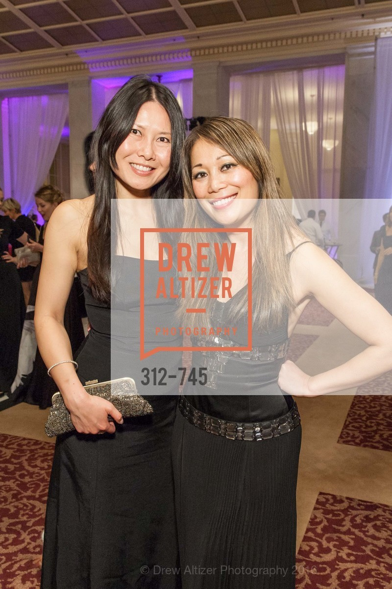 Dorothy Lin, Susie Hui, San Francisco Ballet 2016 Opening Night Gala Part 2, San Francisco City Hall, January 21st, 2016,Drew Altizer, Drew Altizer Photography, full-service agency, private events, San Francisco photographer, photographer california