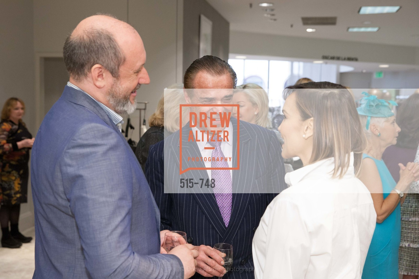 Peter Copping, Boaz Mazor, Lora DuBain, PETER COPPING Makes Personal Appearance at SAKS FIFTH AVENUE, US, May 21st, 2015,Drew Altizer, Drew Altizer Photography, full-service agency, private events, San Francisco photographer, photographer california