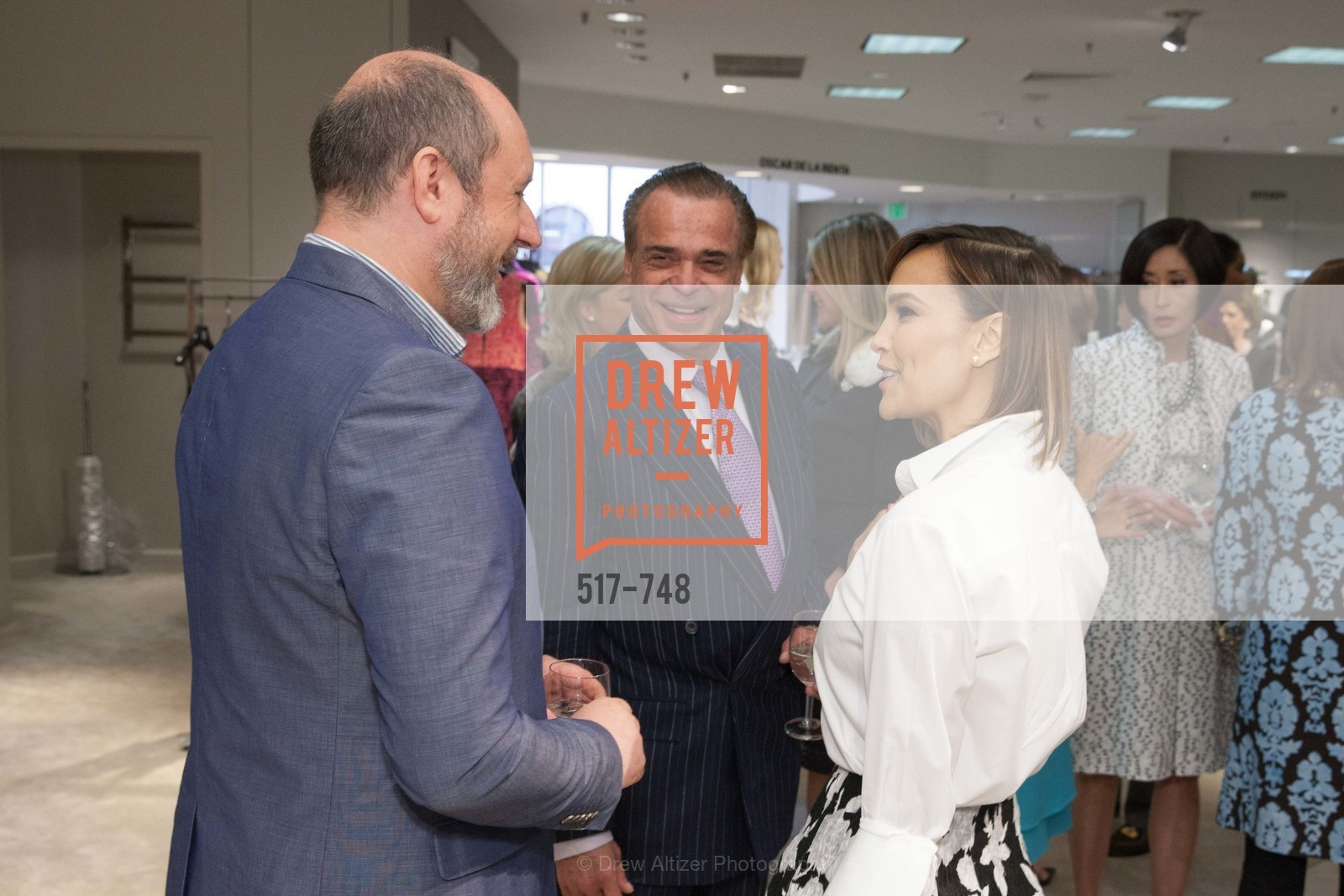Peter Copping, Boaz Mazor, Lora DuBain, PETER COPPING'S Personal Appearance at SAKS FIFTH AVENUE, US, May 22nd, 2015,Drew Altizer, Drew Altizer Photography, full-service agency, private events, San Francisco photographer, photographer california