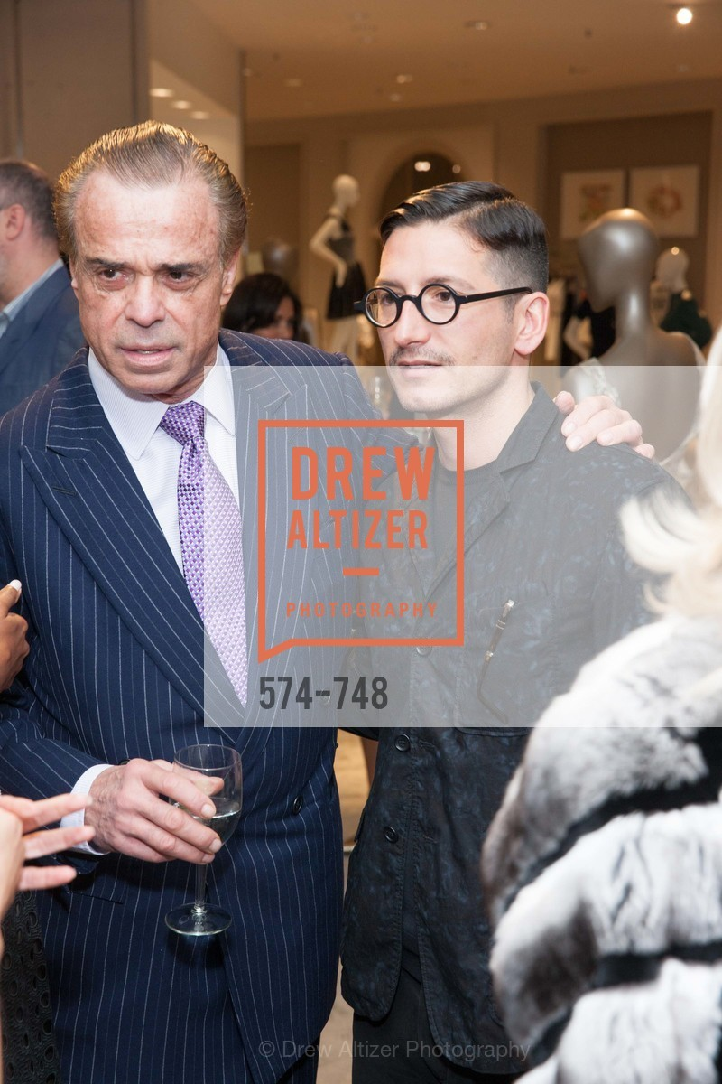 Boaz Mazor, Rambert Rigaud, PETER COPPING'S Personal Appearance at SAKS FIFTH AVENUE, US, May 22nd, 2015,Drew Altizer, Drew Altizer Photography, full-service agency, private events, San Francisco photographer, photographer california