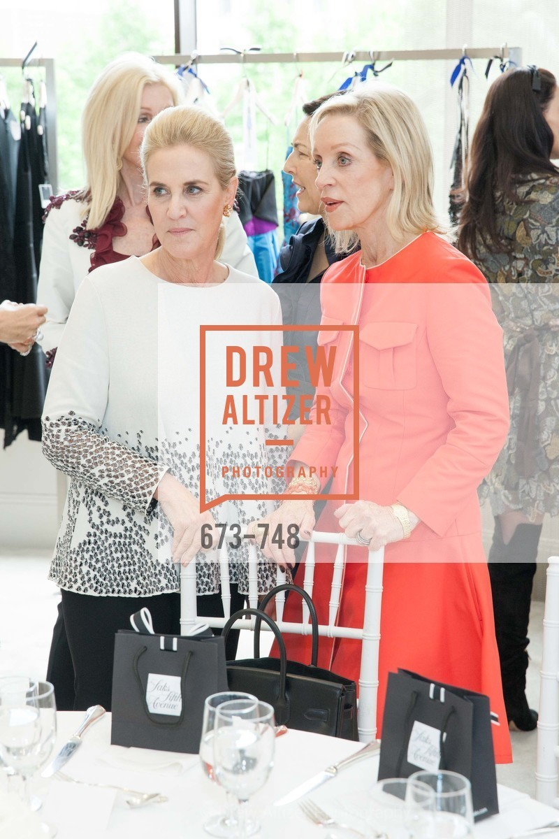 Lisa Goldman, Barbara Brown, PETER COPPING'S Personal Appearance at SAKS FIFTH AVENUE, US, May 22nd, 2015,Drew Altizer, Drew Altizer Photography, full-service agency, private events, San Francisco photographer, photographer california