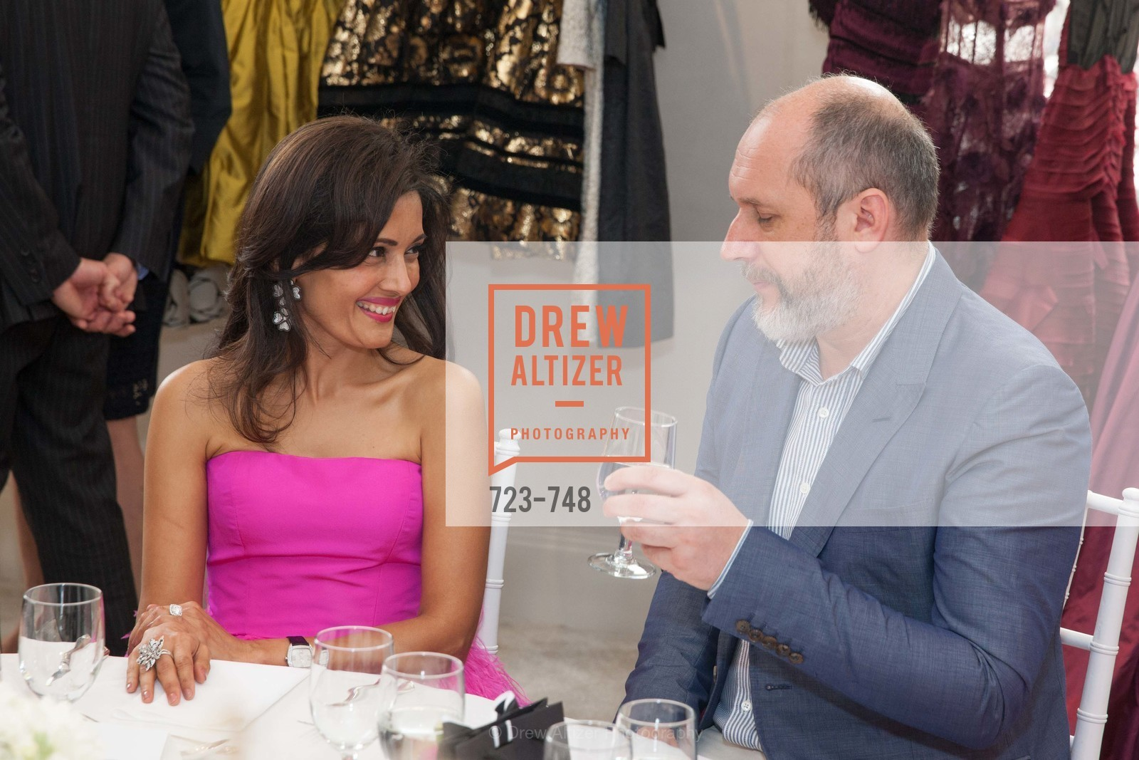 Komal Shah, Peter Copping, PETER COPPING'S Personal Appearance at SAKS FIFTH AVENUE, US, May 22nd, 2015,Drew Altizer, Drew Altizer Photography, full-service agency, private events, San Francisco photographer, photographer california