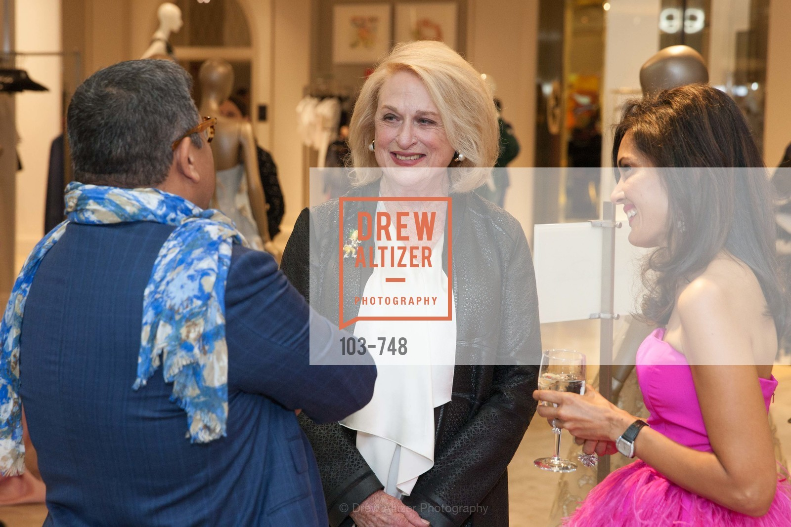 Sally Debenham, Komal Shah, PETER COPPING'S Personal Appearance at SAKS FIFTH AVENUE, US, May 22nd, 2015,Drew Altizer, Drew Altizer Photography, full-service agency, private events, San Francisco photographer, photographer california