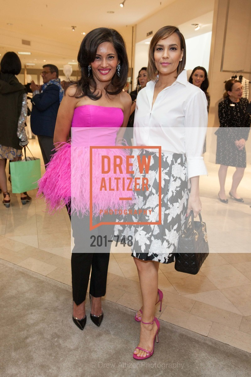 Komal Shah, Lora DuBain, PETER COPPING'S Personal Appearance at SAKS FIFTH AVENUE, US, May 22nd, 2015,Drew Altizer, Drew Altizer Photography, full-service agency, private events, San Francisco photographer, photographer california