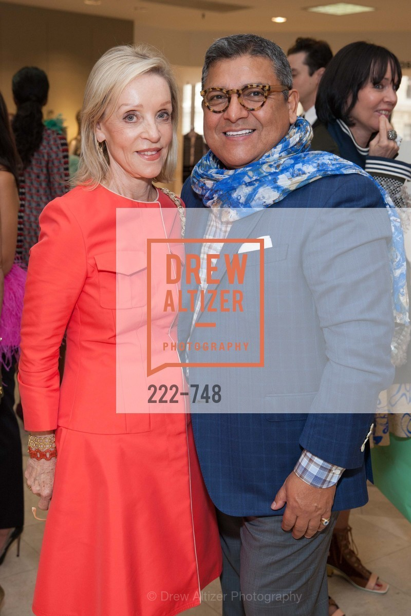 Barbara Brown, Riccardo Benavides, PETER COPPING'S Personal Appearance at SAKS FIFTH AVENUE, US, May 22nd, 2015,Drew Altizer, Drew Altizer Photography, full-service agency, private events, San Francisco photographer, photographer california