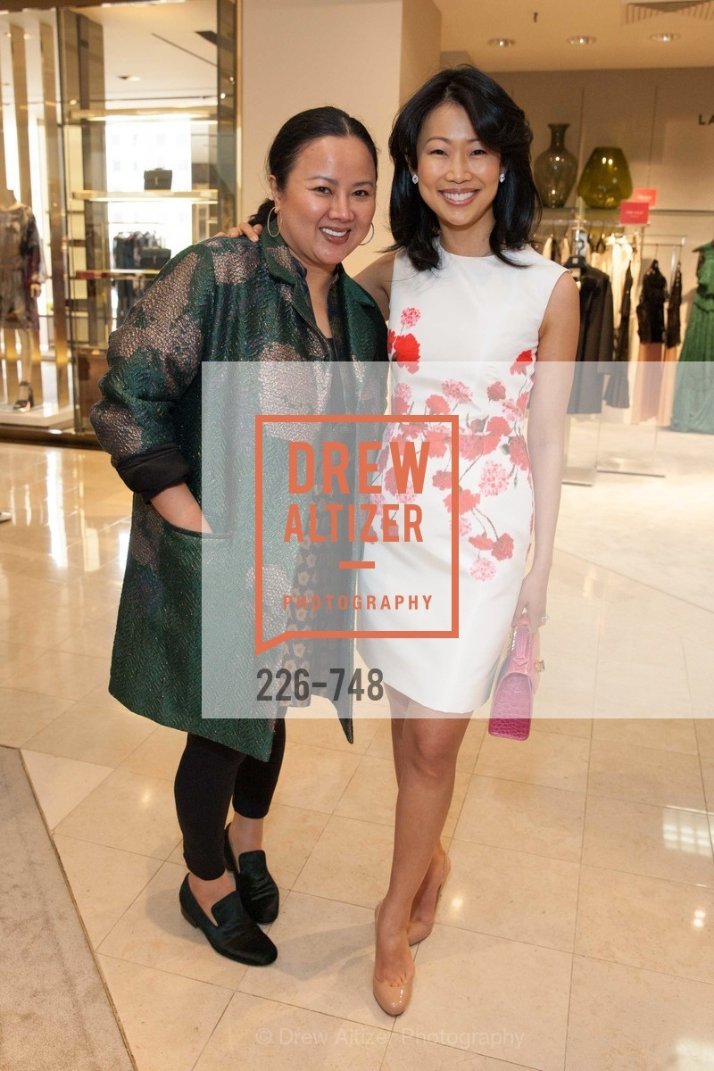 Jamie Wong, Huifen Chan, PETER COPPING'S Personal Appearance at SAKS FIFTH AVENUE, US, May 22nd, 2015,Drew Altizer, Drew Altizer Photography, full-service agency, private events, San Francisco photographer, photographer california