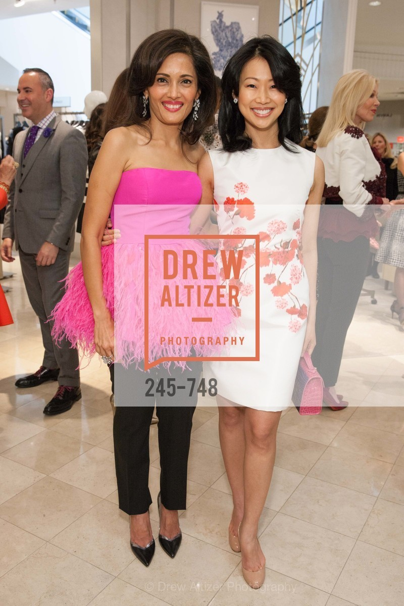 Komal Shah, Huifen Chan, PETER COPPING Makes Personal Appearance at SAKS FIFTH AVENUE, US, May 21st, 2015,Drew Altizer, Drew Altizer Photography, full-service agency, private events, San Francisco photographer, photographer california
