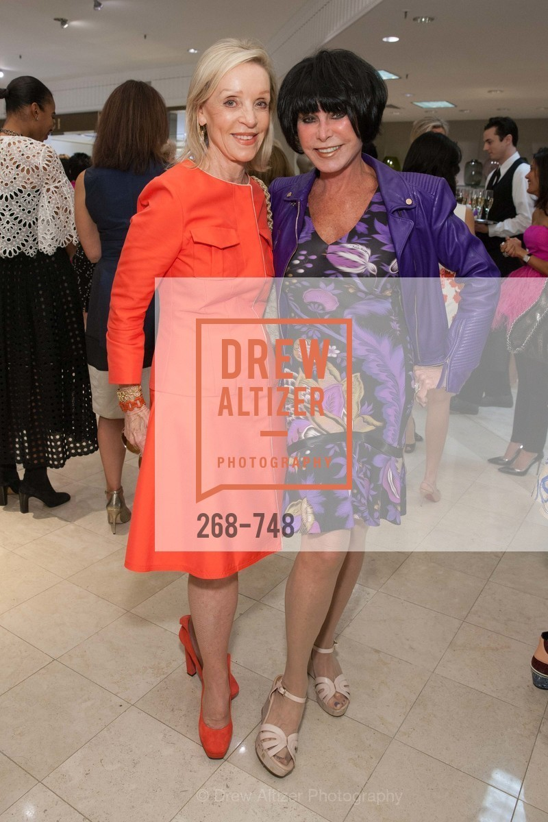 Barbara Brown, Marilyn Cabak, PETER COPPING'S Personal Appearance at SAKS FIFTH AVENUE, US, May 22nd, 2015,Drew Altizer, Drew Altizer Photography, full-service agency, private events, San Francisco photographer, photographer california