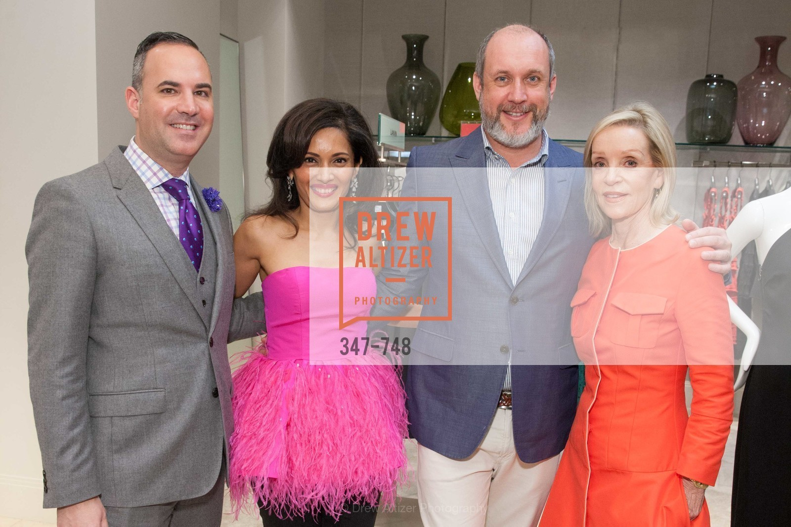Robert Arnold-Kraft, Komal Shah, Peter Copping, Barbara Brown, PETER COPPING'S Personal Appearance at SAKS FIFTH AVENUE, US, May 22nd, 2015,Drew Altizer, Drew Altizer Photography, full-service agency, private events, San Francisco photographer, photographer california