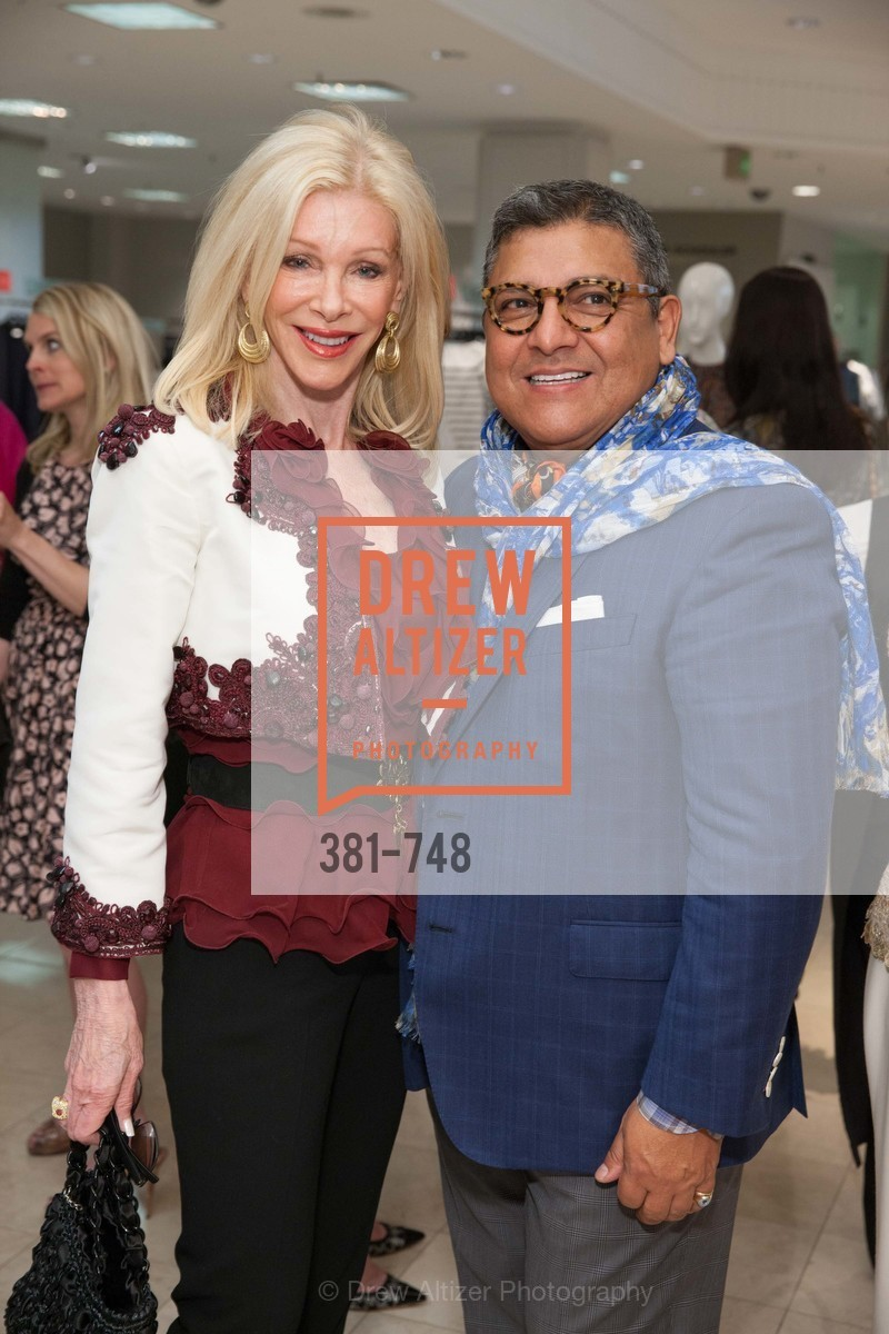 Pamala Deikel, Riccardo Benavides, PETER COPPING'S Personal Appearance at SAKS FIFTH AVENUE, US, May 22nd, 2015,Drew Altizer, Drew Altizer Photography, full-service agency, private events, San Francisco photographer, photographer california