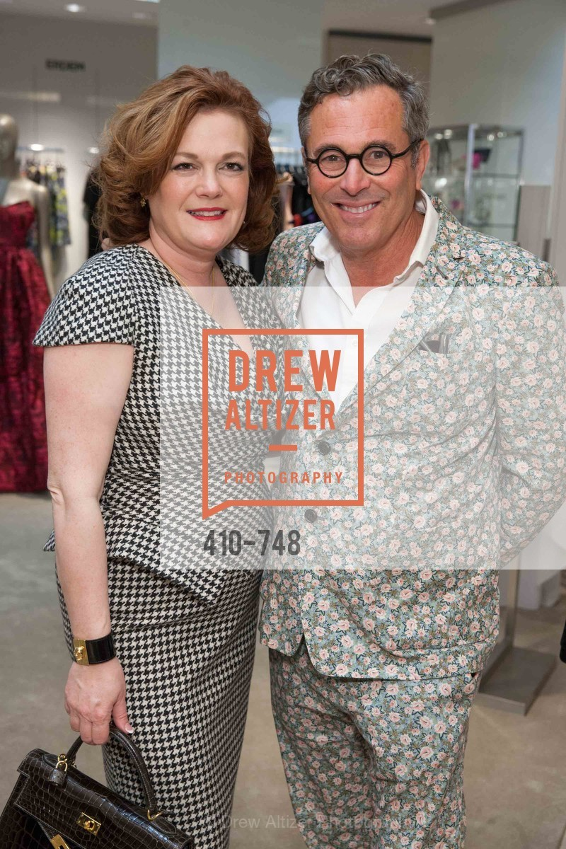 Jennifer Raiser, Ricky Serbin, PETER COPPING'S Personal Appearance at SAKS FIFTH AVENUE, US, May 22nd, 2015,Drew Altizer, Drew Altizer Photography, full-service agency, private events, San Francisco photographer, photographer california