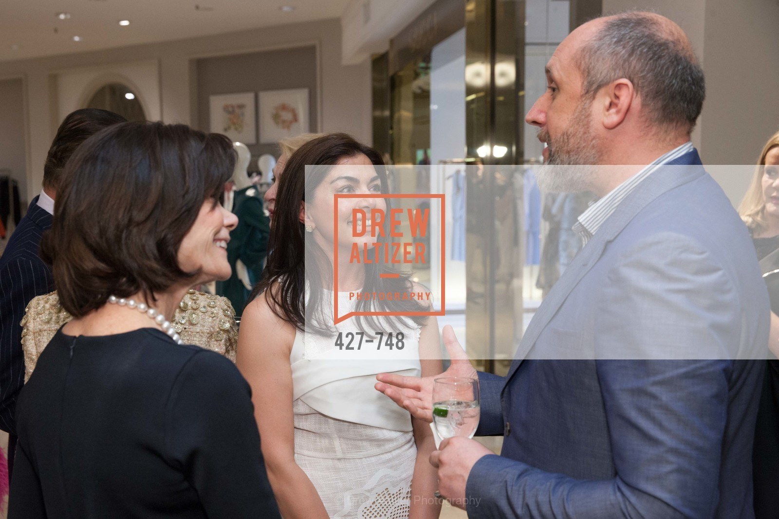 Sara Abassi, PETER COPPING'S Personal Appearance at SAKS FIFTH AVENUE, US, May 22nd, 2015,Drew Altizer, Drew Altizer Photography, full-service agency, private events, San Francisco photographer, photographer california
