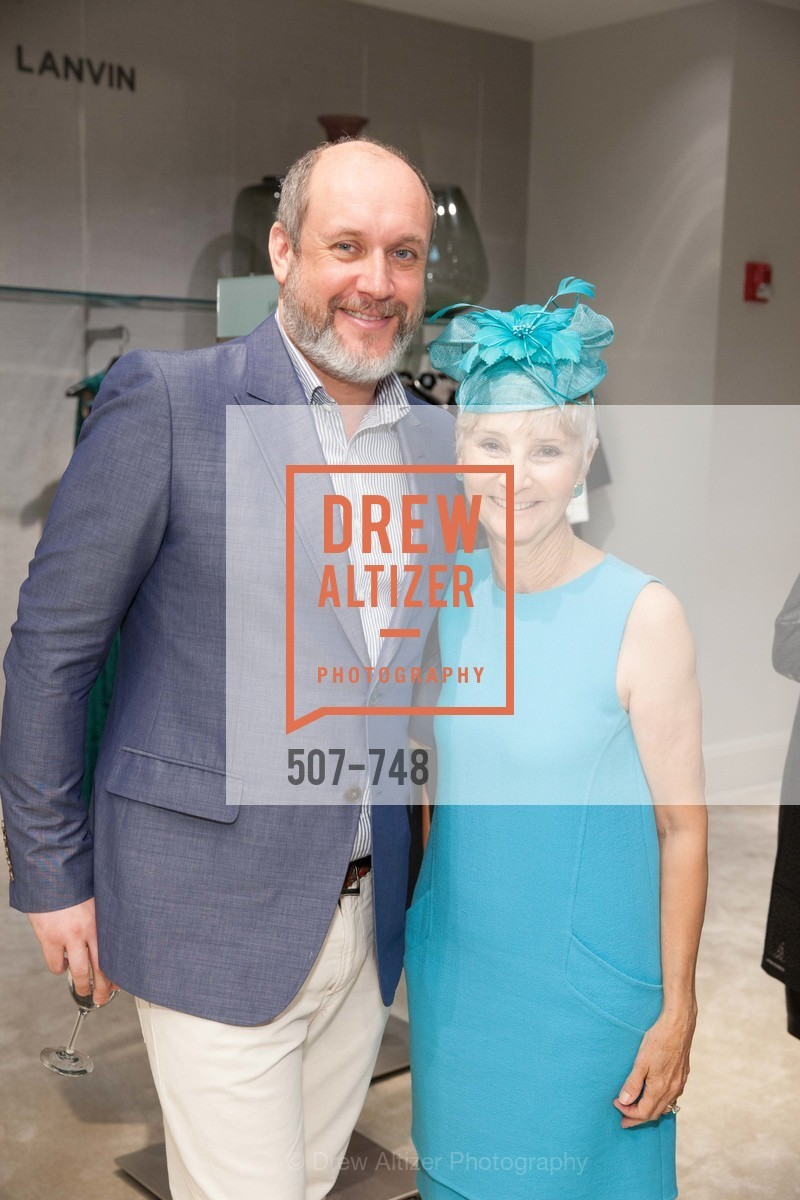 Peter Copping, Gail Glasser, PETER COPPING'S Personal Appearance at SAKS FIFTH AVENUE, US, May 22nd, 2015,Drew Altizer, Drew Altizer Photography, full-service agency, private events, San Francisco photographer, photographer california