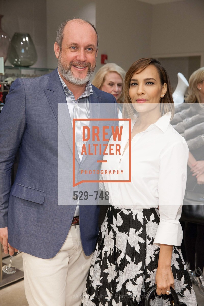 Peter Copping, Lora DuBain, PETER COPPING Makes Personal Appearance at SAKS FIFTH AVENUE, US, May 21st, 2015,Drew Altizer, Drew Altizer Photography, full-service agency, private events, San Francisco photographer, photographer california