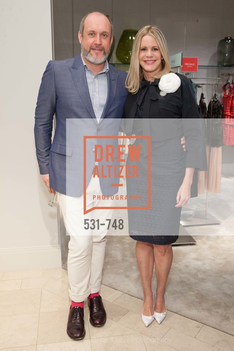 Peter Copping, Mary Beth Shimmon, PETER COPPING Makes Personal Appearance at SAKS FIFTH AVENUE, US, May 21st, 2015,Drew Altizer, Drew Altizer Photography, full-service agency, private events, San Francisco photographer, photographer california