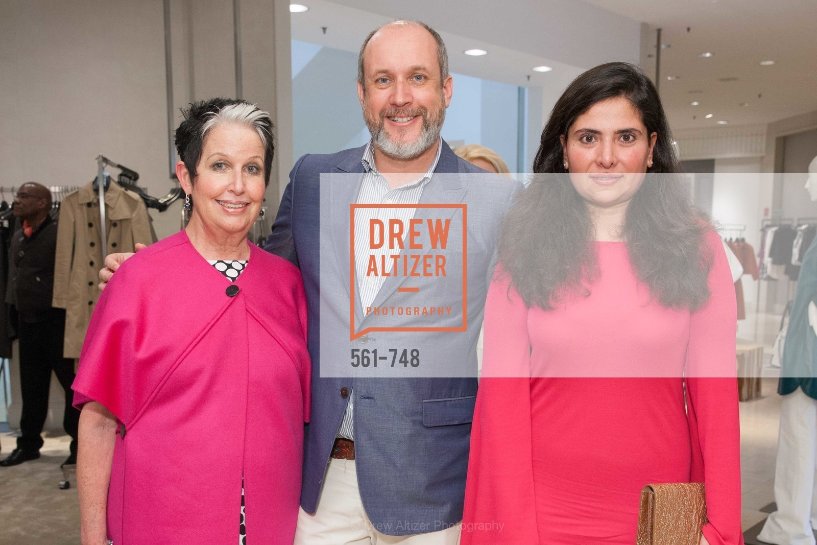 Karen Kubin, Peter Copping, Minal Jethmal, PETER COPPING Makes Personal Appearance at SAKS FIFTH AVENUE, US, May 21st, 2015,Drew Altizer, Drew Altizer Photography, full-service agency, private events, San Francisco photographer, photographer california