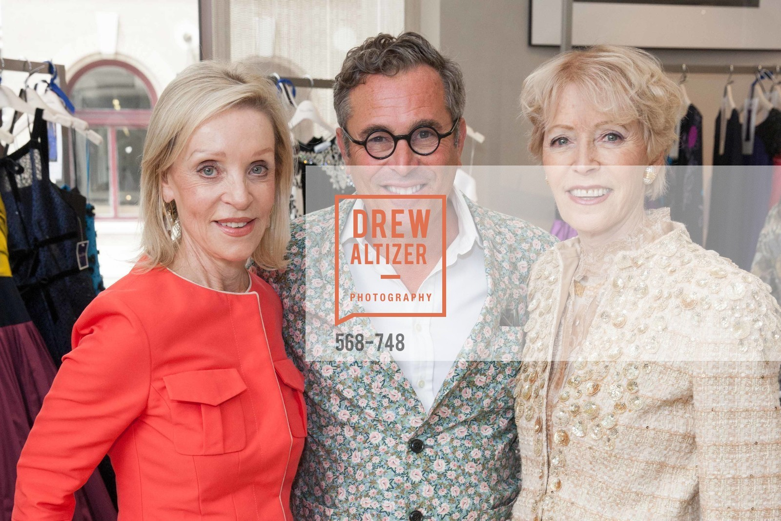 Barbara Brown, Ricky Serbin, Barbara Brookins-schneider, PETER COPPING'S Personal Appearance at SAKS FIFTH AVENUE, US, May 22nd, 2015,Drew Altizer, Drew Altizer Photography, full-service agency, private events, San Francisco photographer, photographer california