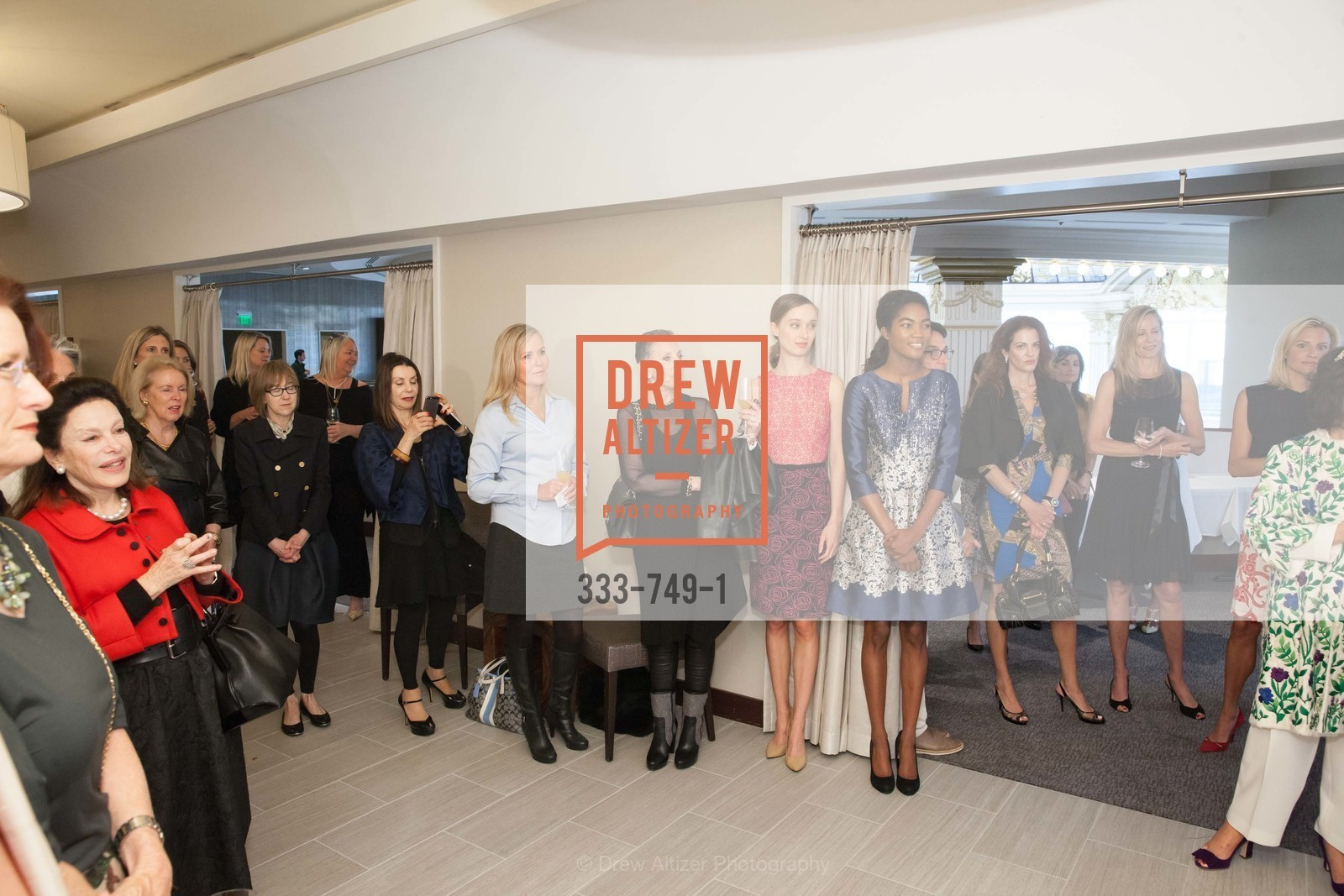 Atmosphere, PETER COPPING Meets and Greets OSCAR DELA RENTA Clients and Associates at NEIMAN MARCUS, US, May 23rd, 2015