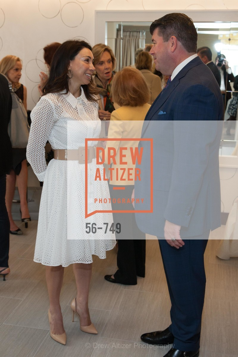 Gina Peterson, Alan Morrell, PETER COPPING Meets and Greets OSCAR DELA RENTA Clients and Associates at NEIMAN MARCUS, US, May 23rd, 2015,Drew Altizer, Drew Altizer Photography, full-service agency, private events, San Francisco photographer, photographer california