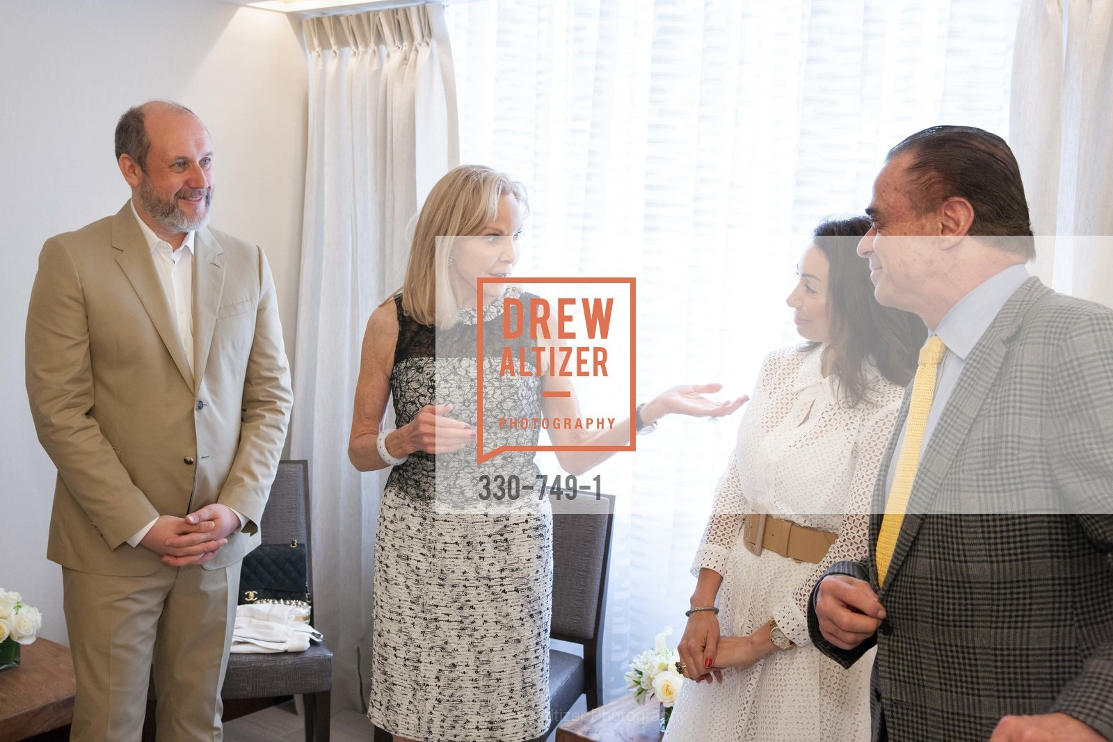 Peter Copping, Carole McNeil, PETER COPPING Meets and Greets OSCAR DELA RENTA Clients and Associates at NEIMAN MARCUS, US, May 22nd, 2015,Drew Altizer, Drew Altizer Photography, full-service agency, private events, San Francisco photographer, photographer california