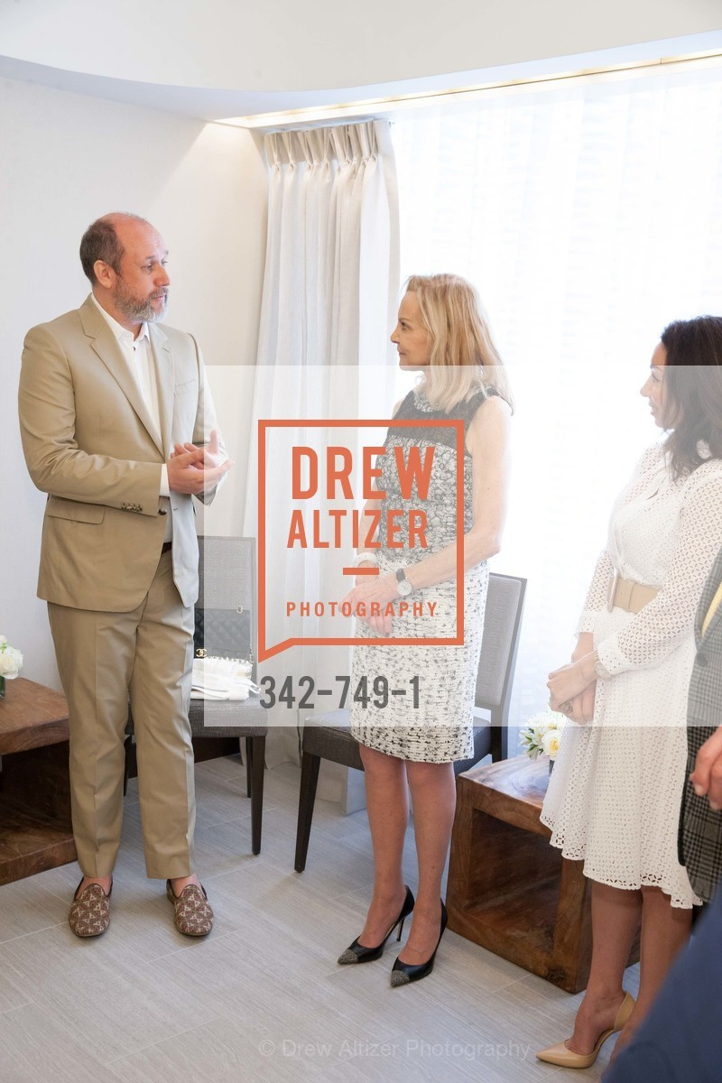 Peter Copping, Carole McNeil, PETER COPPING Meets and Greets OSCAR DELA RENTA Clients and Associates at NEIMAN MARCUS, US, May 23rd, 2015,Drew Altizer, Drew Altizer Photography, full-service agency, private events, San Francisco photographer, photographer california