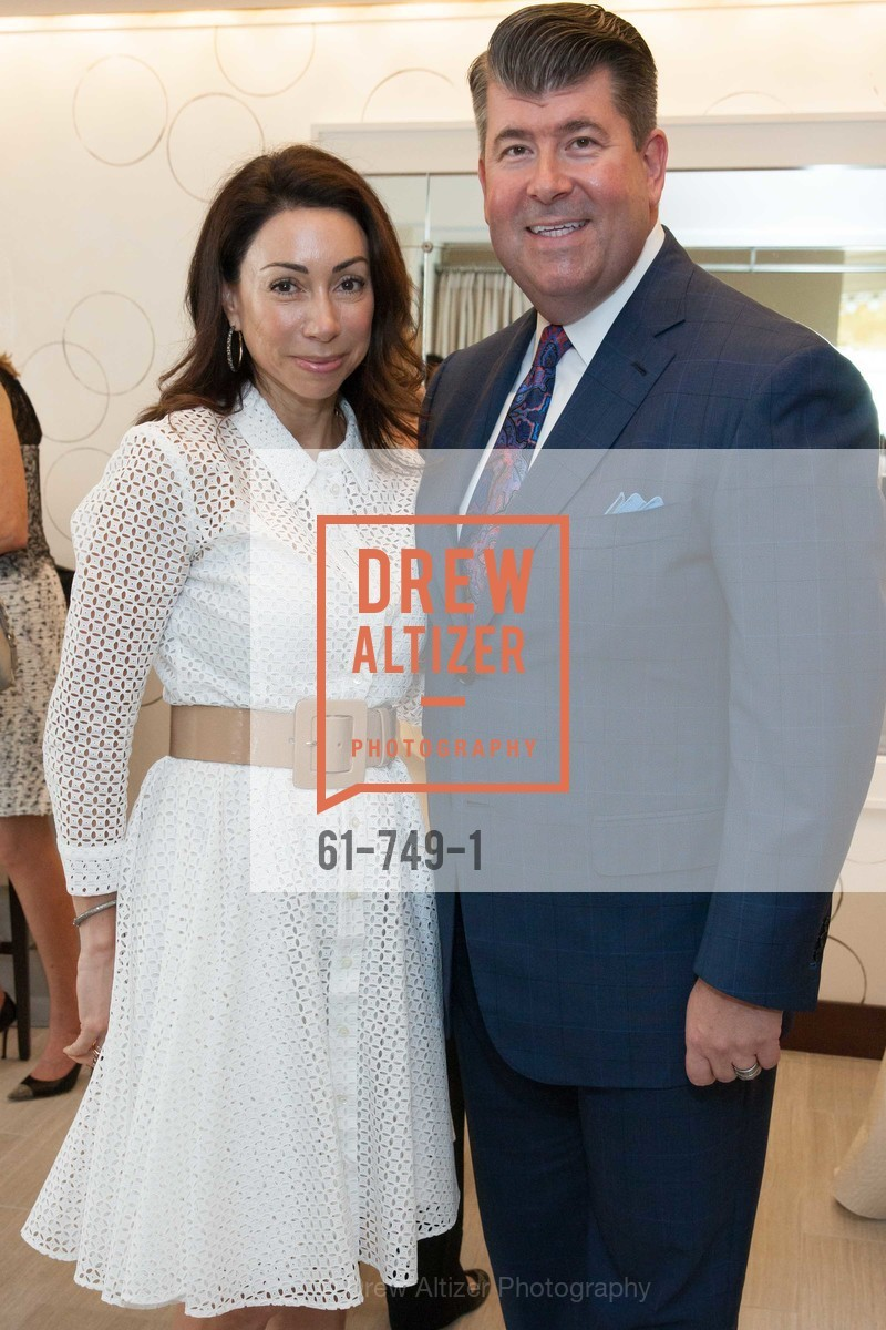 Gina Peterson, Alan Morrell, PETER COPPING Meets and Greets OSCAR DELA RENTA Clients and Associates at NEIMAN MARCUS, US, May 22nd, 2015,Drew Altizer, Drew Altizer Photography, full-service agency, private events, San Francisco photographer, photographer california