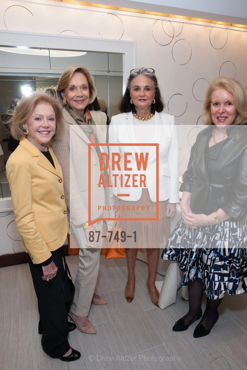 Rhea Grand, Jane Gammill, Diane Chapman, Anne Kaiser, PETER COPPING Meets and Greets OSCAR DELA RENTA Clients and Associates at NEIMAN MARCUS, US, May 23rd, 2015,Drew Altizer, Drew Altizer Photography, full-service agency, private events, San Francisco photographer, photographer california